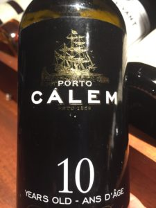 Calem 10-Year-Old-Tawny Port, Portugal
