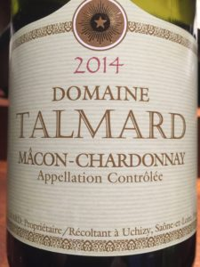 Domaine Talmard Macon-Chardonnay, Burgundy, France