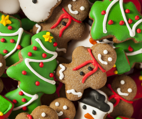 Pairing Holiday Cookies and Wine